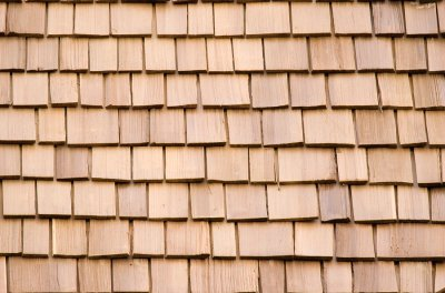 cedar - roof